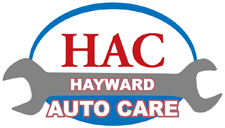 hayward auto care logo